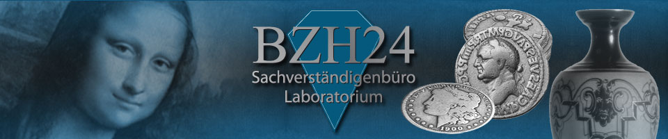 BZH24 bewertet Münzen und Wertgegenstände
